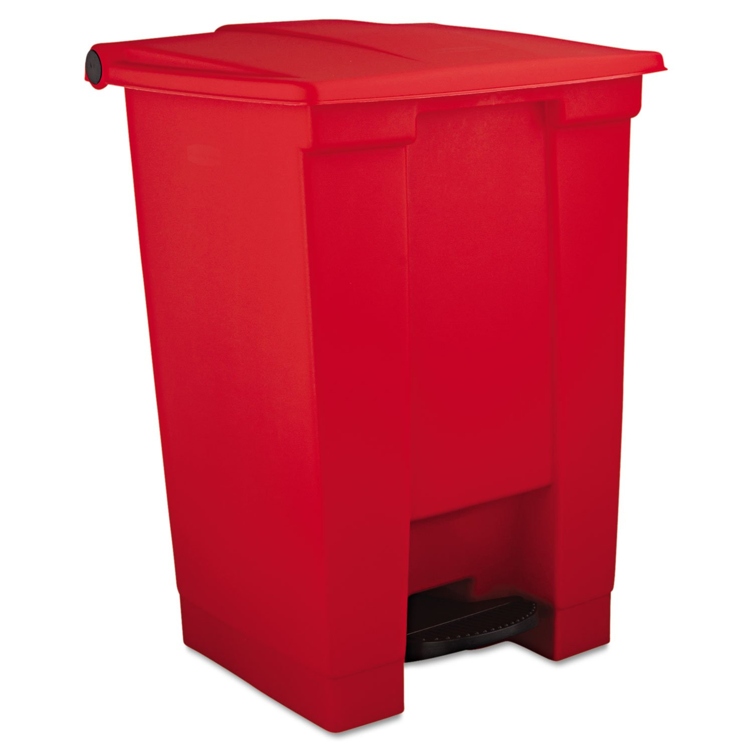 CONTAINER,STEP-ON 12GL,RD