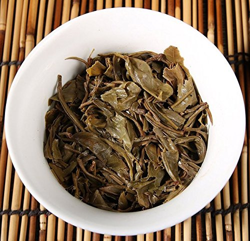 Dian Mai Classical collection 2005 unknown spring tea puer tea 12 years Kunming dry storage 200 gram tea5 cake Total 1000G经典收藏2005年无名春尖普洱老生茶 12年昆明干仓200克5饼 共1000G by Dian Mai 滇迈 (Image #5)