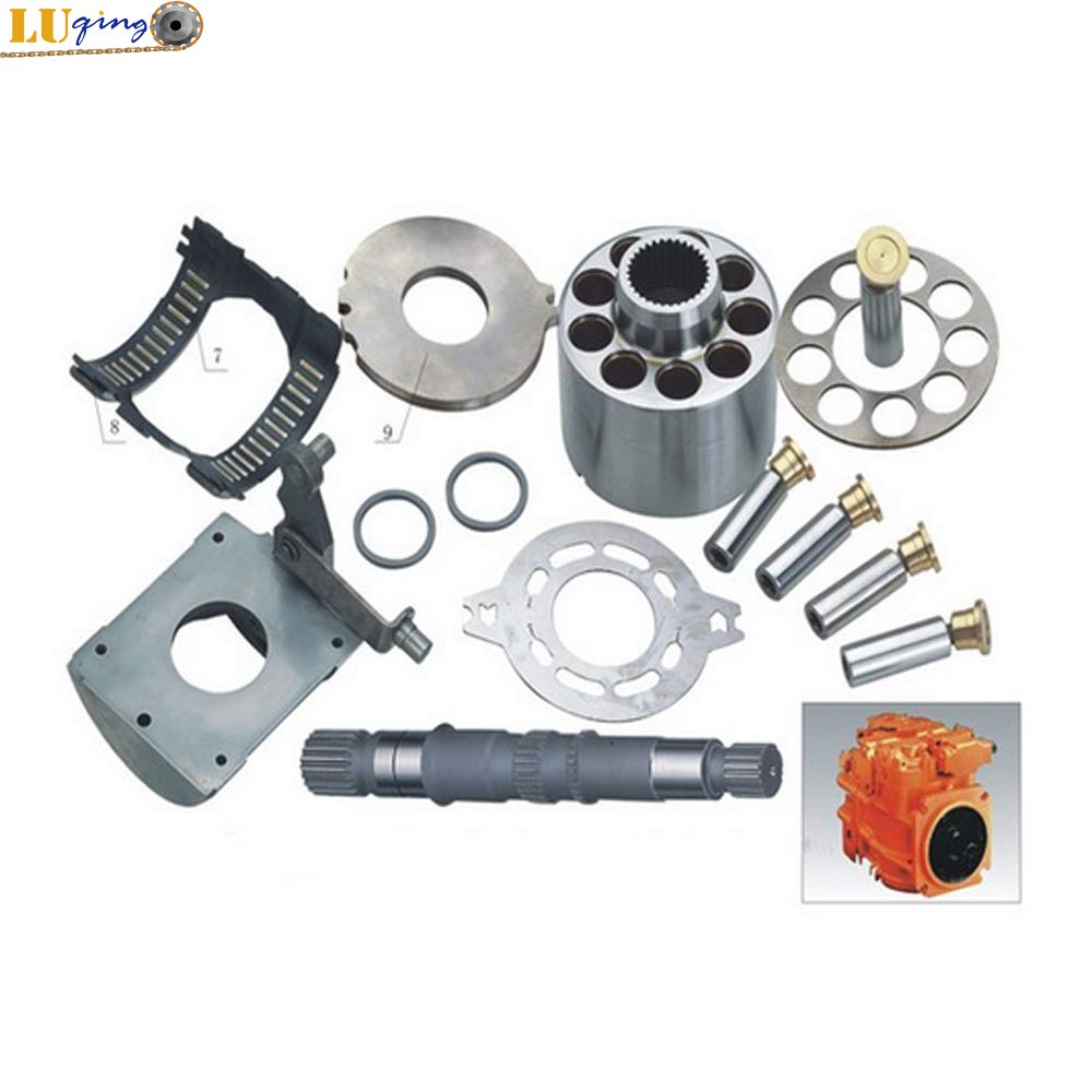 Hydraulic Piston Pump PV90R030 PV90R042 PV90R55 PV90R75 PV90R100 PV90R130 PV90R180 PV90R250 Spare Parts for SAUER
