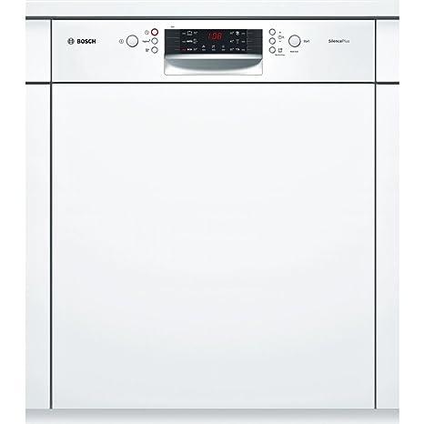 Bosch Serie 4 SMI46AW01E lavavajilla Semi-incorporado 12 ...