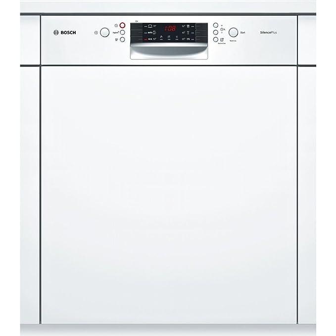 Bosch Serie 4 SMI46AW01E lavavajilla Semi-incorporado 12 cubiertos ...