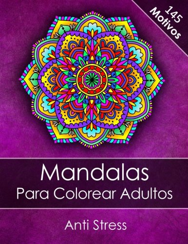Mandalas Para Colorear Adultos Anti Stress + BONO Gratuito De 60 ...