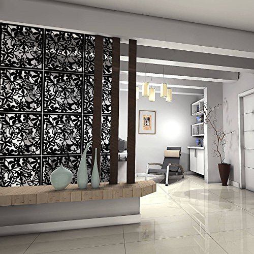 Kernorv diy room divider made of environmentally pvc 12 - Separation decorative entre 2 pieces ...