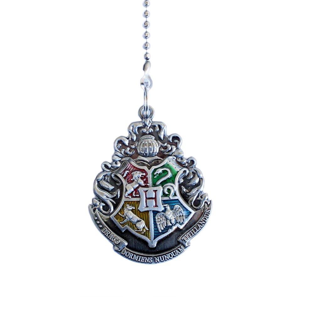 Harry Potter Hogwarts Crest Fan Pull