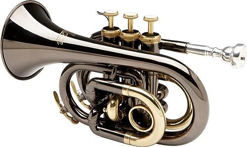 Pocket Trumpet Black Nickel