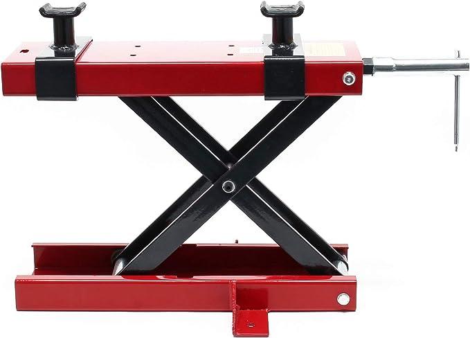 Motorradheber Minilift Hebebühne Montagebock Lift Tisch Bis 500 Kg Auto