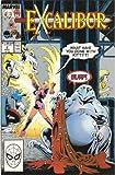 Excalibur #2 November 1988
