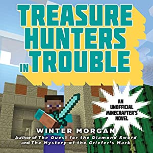 Treasure Hunters in Trouble Audiobook