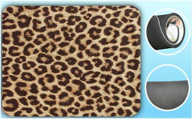 Cheetah Print Brown Soft Padded Mouse Pad