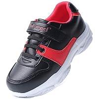hot angcl Kids Sport Running Sneakers School Walking Lightweight Velcro Casual Kids Shoes for Girls Boys