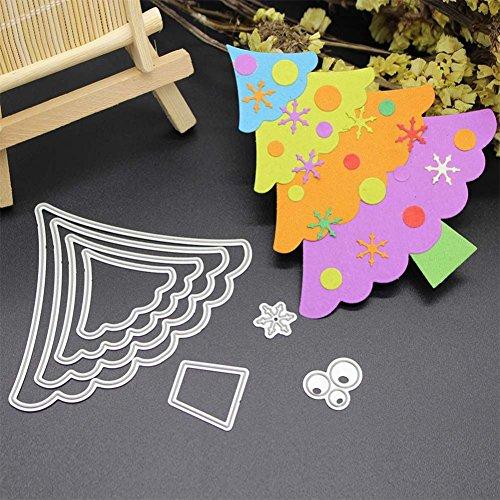 idad, Corte de Acero al carbono, plantillas de tarjetas de Papel, Decorativo Scrapbooking troquelado ()