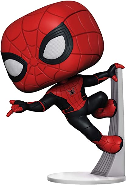 Upgraded Suit Pop Funko Vinyl Figure n° 470 Marvel Spider-Man Far From Home