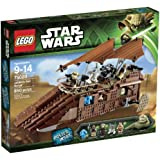 LEGO Star Wars Jabbas Sail Barge 75020 (Discontinued by manufacturer)