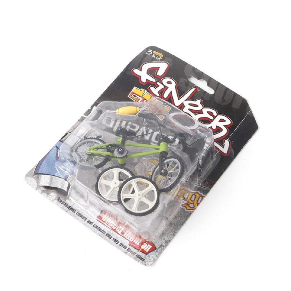 Kangnice Finger Mountain Bike BMX Fixie Bicycle Boy Toy Creative Game Gift