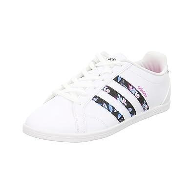 adidas Neo Women's B74555 Vs Coneo QT W Trainers White Size: 9.5 UK