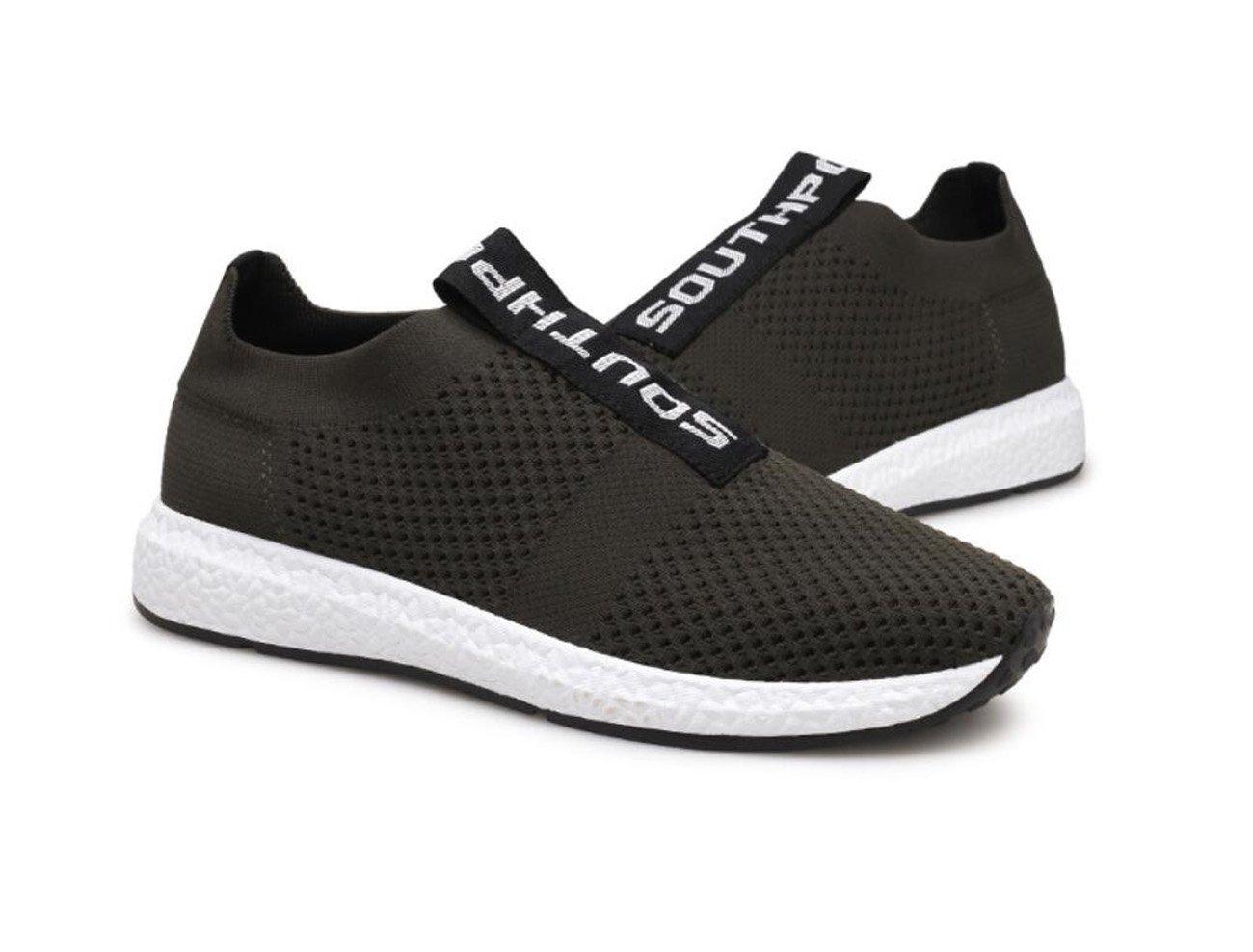 Laufende Laufende Laufende Schuhe der Männer Breathable Vlies-Maschen-beiläufige Schuhe Eignung-im Freien arbeiten Sport-Schuhe um B07C5MQP8S Kletterschuhe Sonderangebot 140ec3