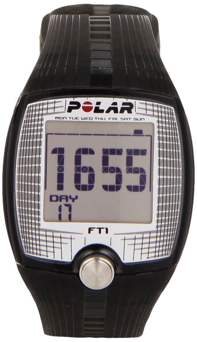 Polar FT1 Black, Cardiofrequenzimetro Unisex, Nero, Taglia Unica product image