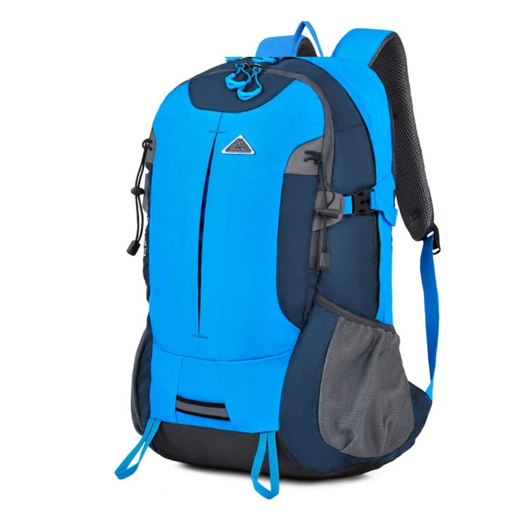 QIAO Outdoor Bergsteigen Bag Male Waterproof Sport 35L Kapazität Wandern Tasche