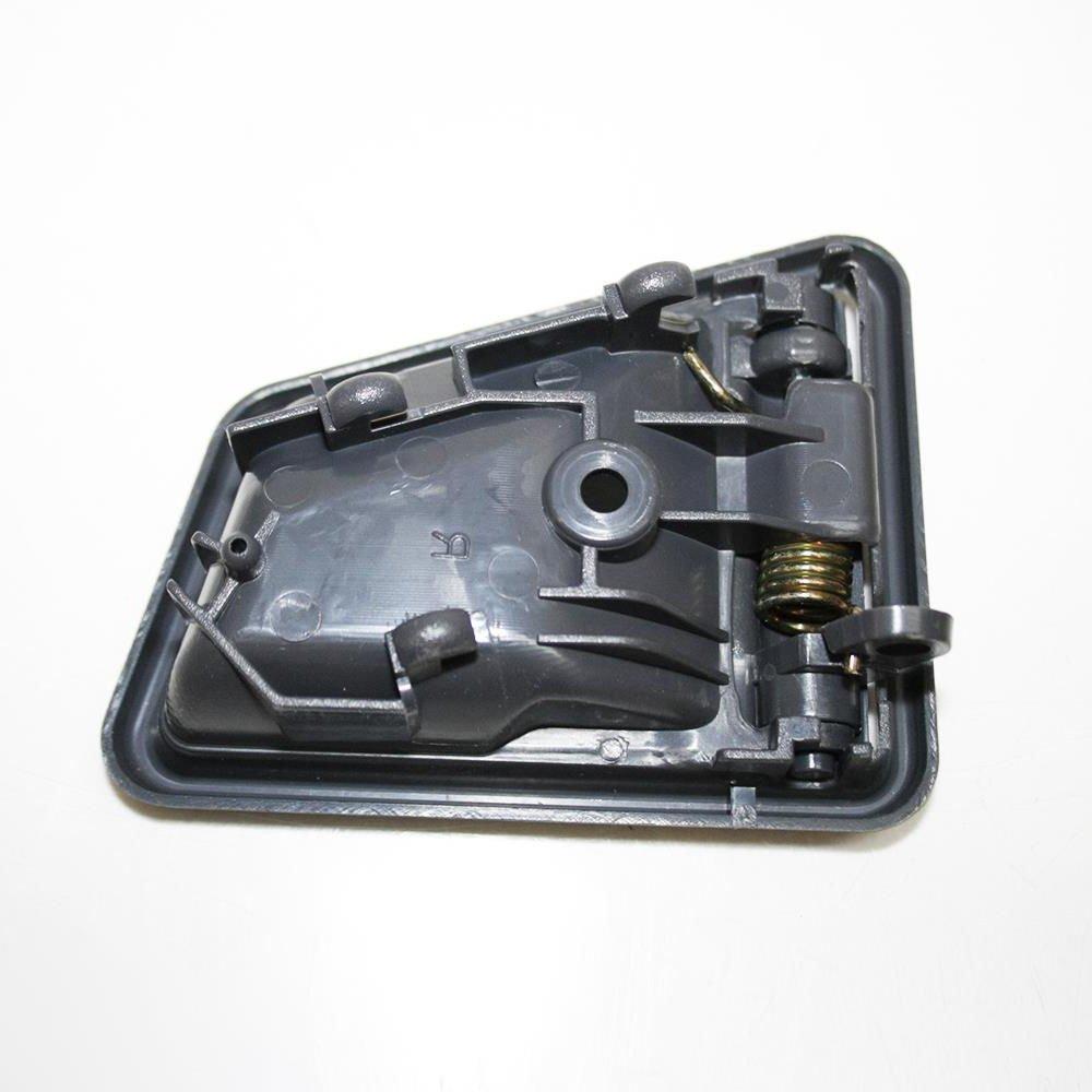 Bootsport-Reparatur & Wartung-Zubehör Schwarz Strukturiert Links Außentür Griff für Suzuki Vitara 1989-1998 2-türig