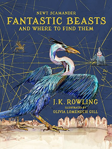 Thumbnail shoveler image - 1 for  Fantastic Beasts and Where to Find Them: Illustrated edition