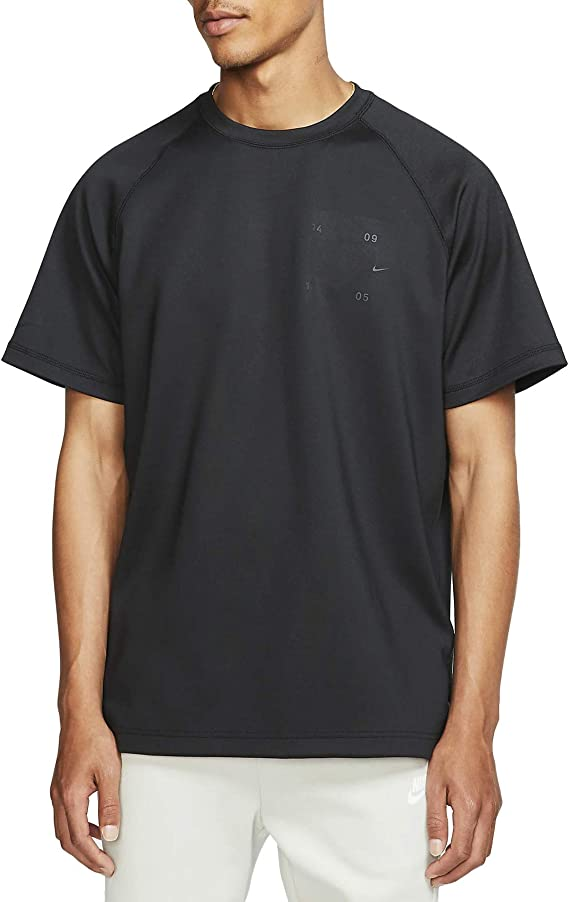 Nike Mens NSW TECH Pack TOP Short Sleeve Shirts BV4441-010 Size S: Amazon.es: Ropa y accesorios