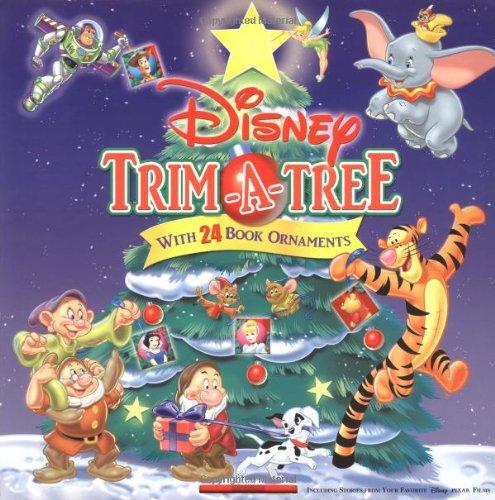 Read Online Disney Trim-A-Tree: With 24 Book Ornaments ebook