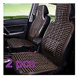 Haoun 1Pcs Summer Cool PVC Beaded Car Seat Cover Massage...