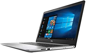 Dell Inspiron 15 5570 Touchscreen Laptop (i5570-5906SLV-PUS) Intel i5-8250U, 12GB RAM, 1TB HDD, 15.6-in FHD Touch (1920x1080), Win10, Backlit KB, Webcam, DVDRW Drive, Media Card Reader, Waves Maxx