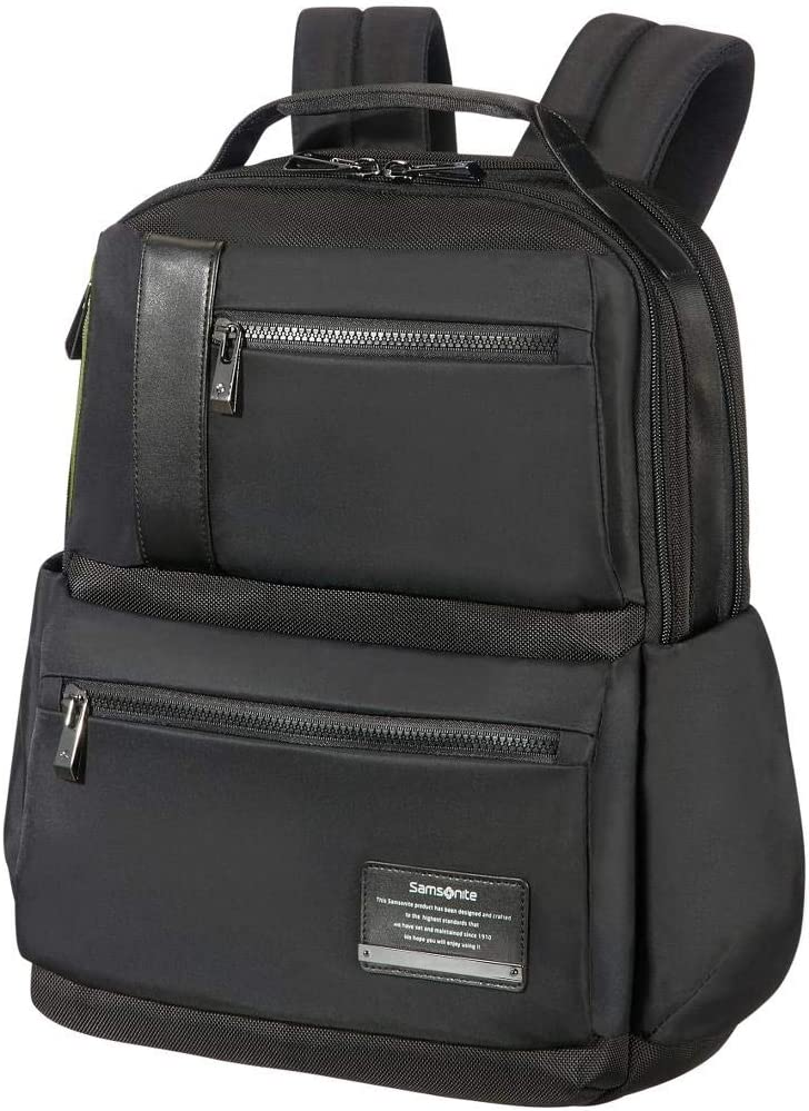 Samsonite OpenRoad Laptop Business Backpack, Jet Black, 14.1-Inch