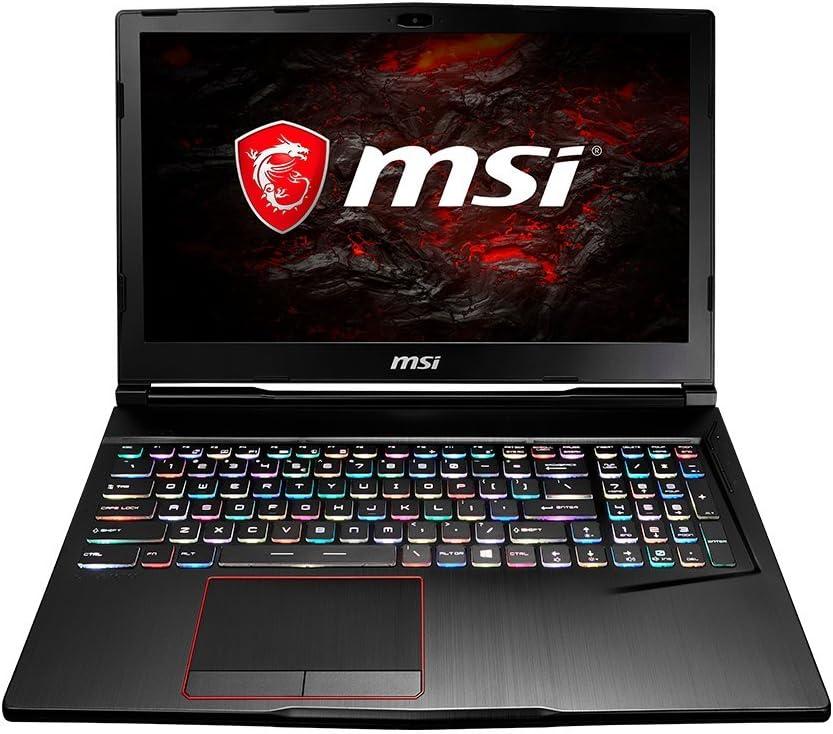 MSI GX63VR4K225 GX63VR 4K Raider Core i7-7700HQ, NVidia GTX 1070 8GB, 16GB RAM, 512GB NVMe SSD, 15.6