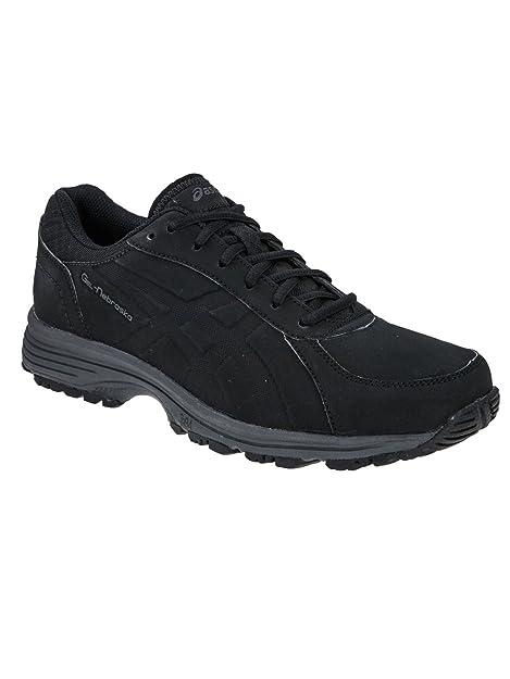 Asics Scarpe da camminata GEL-NEBRASKA, Uomo, Nero (Black), 40