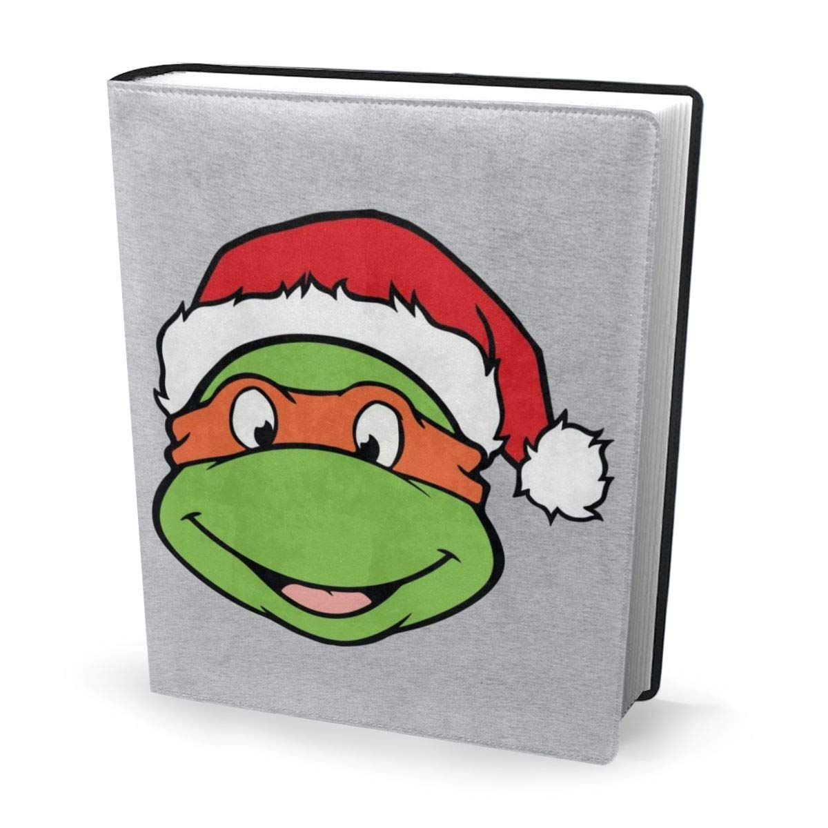 Funda para libro de 23 x 28 cm con diseño de las Tortugas ...