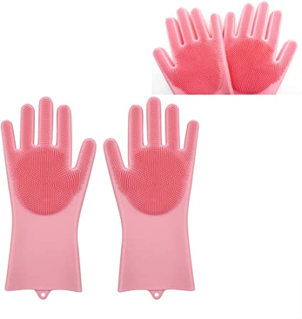 motorcycle washing glove car cleaning gloves wash clean towel 5 pairs