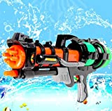 Best Water Guns With Cars - Hot Sale!!! Big 44CM High Pressure Large Capacity Review