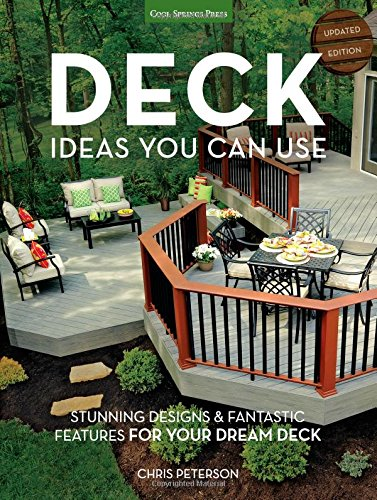 Deck Ideas You Can Use - Updated Number: Stunning Designs & Fantastic Features for Your Dream Deck