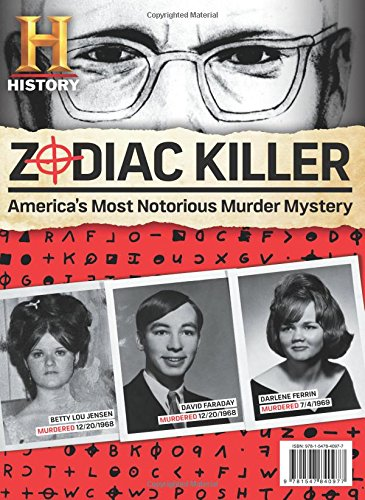 Download History Channel Zodiac Killer: America's Most Notorious Murder Mystery PDF