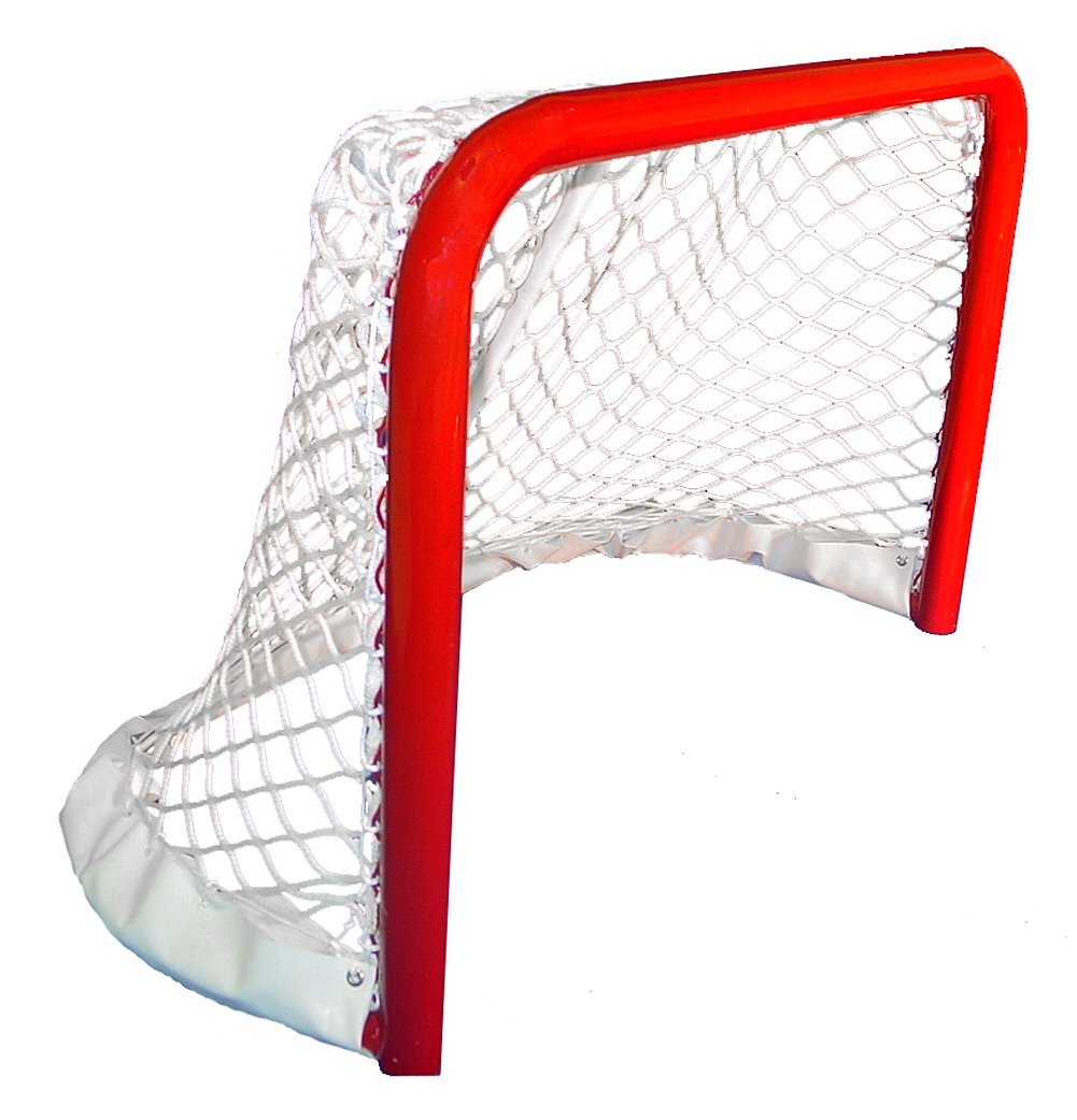 Heavy Duty 2 Inch Mini-Mite Tournament Hockey Goal (36 Inches X 24 Inches)