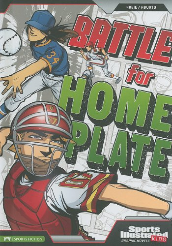 Battle for Home Plate (Sports Illustrated Kids Graphic Novels) pdf