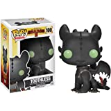 Funko POP! Movies: How To Train Your Dragon 2 - Toothless (Black) - Figure