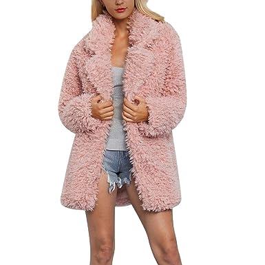 Amazon.com: LIYT - Chaqueta de invierno para mujer, cálida ...