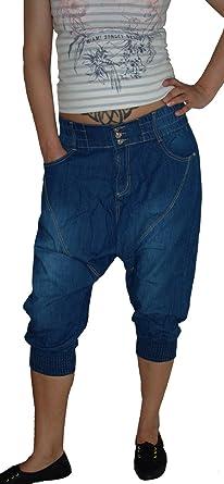 66be94eaade B.S Jeans - Jeans - Sarouel - Femme  Amazon.fr  Vêtements et accessoires