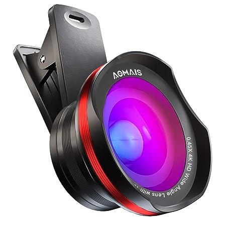 Review Phone Camera Lens, AOMAIS