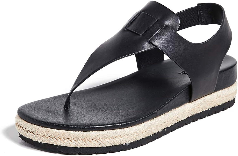 Vince Women's Flint Sale price Sandals Inexpensive Flatform Thong