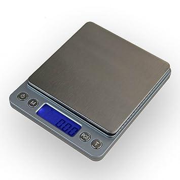 Balanca Balanca - Estuche de bolsillo para mini básculas electrónicas, 500 g x 0,01