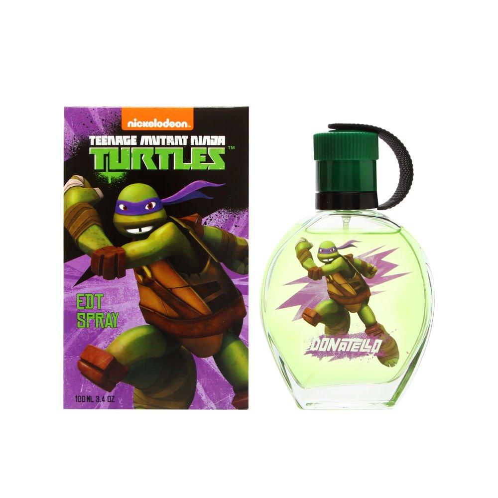 Teenage Mutant Ninja Turtles Donatello by Nickelodeon for Kids - 3.4 oz EDT Spray