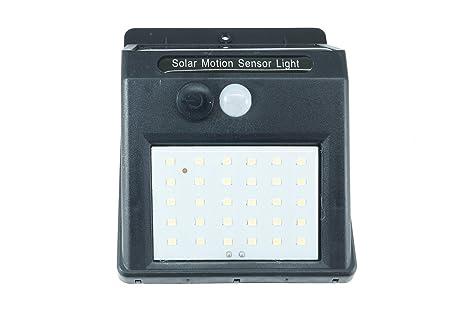 Faretto led luce da esterno con sensore di movimento con