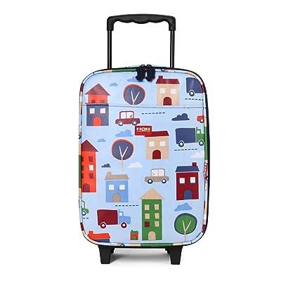 Penny Scallan Wheelie Bag, Big City