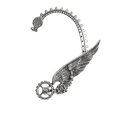 Alchemy Empire: Steampunk Icarus Ear Wrap sZJiin1
