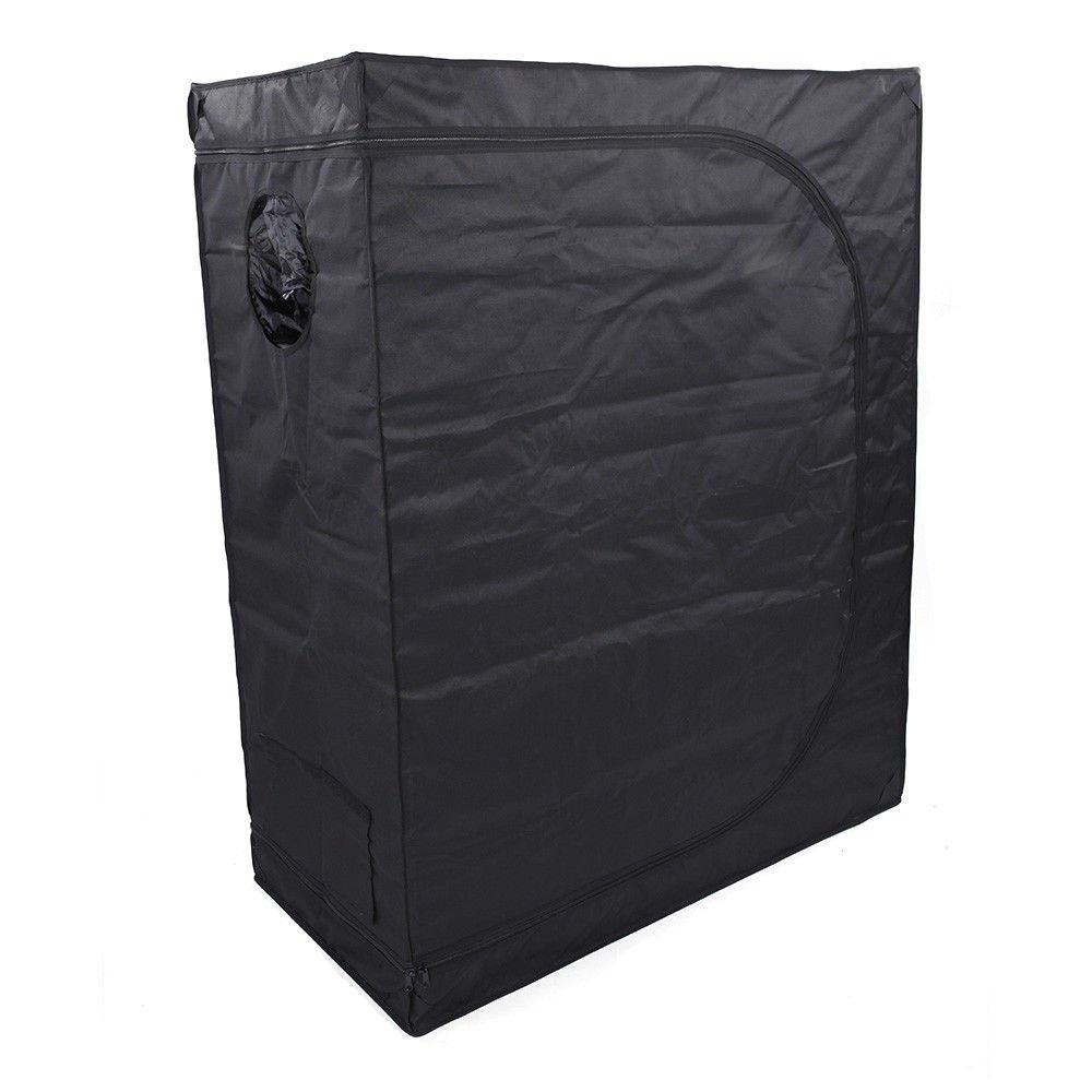 Maximumstore 48''x 24''x 60'' Hydroponics Grow Tent Non Toxic Indoor Room Garden Yard