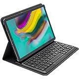 Capa Protetora com Teclado Bluetooth Targus Galaxy TAB S6 Lite, Black